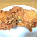 揚げたてアツアツの大きなザンギが食べれる、小樽で有名な小樽なると屋の「ざんぎ」を紹介