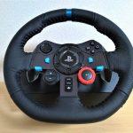 初めてのハンコンをゲット!リアルなレースゲームが楽しめるロジクール『G29』を紹介(開封編)