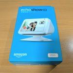 Amazonのスマートピーカー『echoshow5』にあると便利なアイテム!角度調節スタンドを紹介!