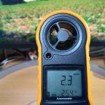 温度も測れる風速計!TopOneの新型デジタル風速計を紹介!